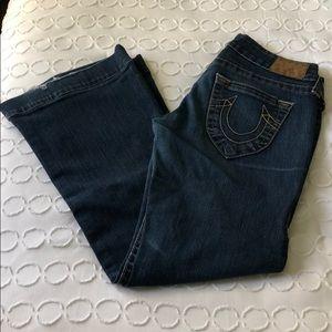 Women's True Religion Candice Jeans Size 28